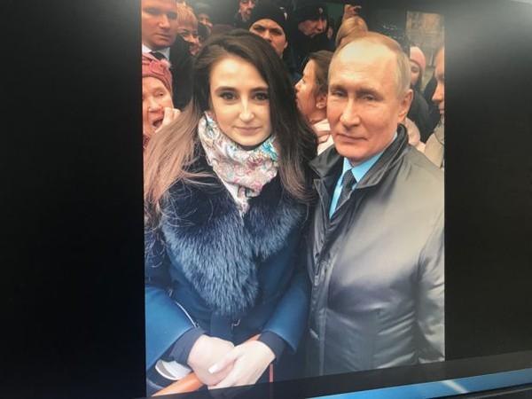 "Александра Байдикова, фото ""Би-би-си"""