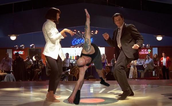 Вы в танцах!
