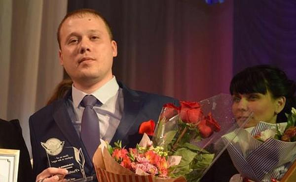 Учитель Алексей Желтов. Фото: shakhty-duma.ru
